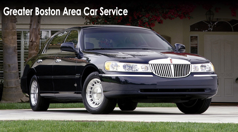greater boston area car service