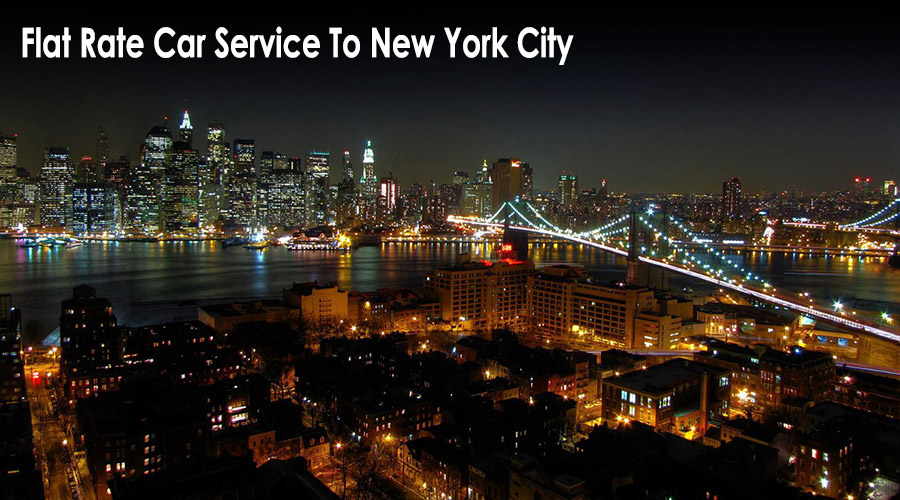 flat rate car service to new york city